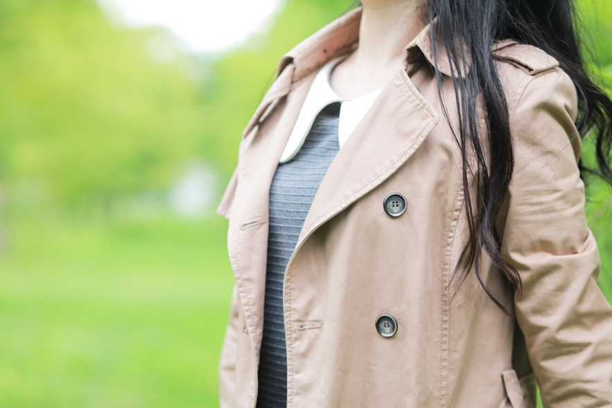 zara trench coat fashion