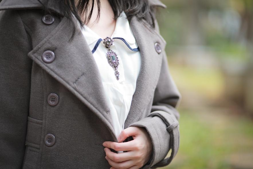 asos brooch fashion