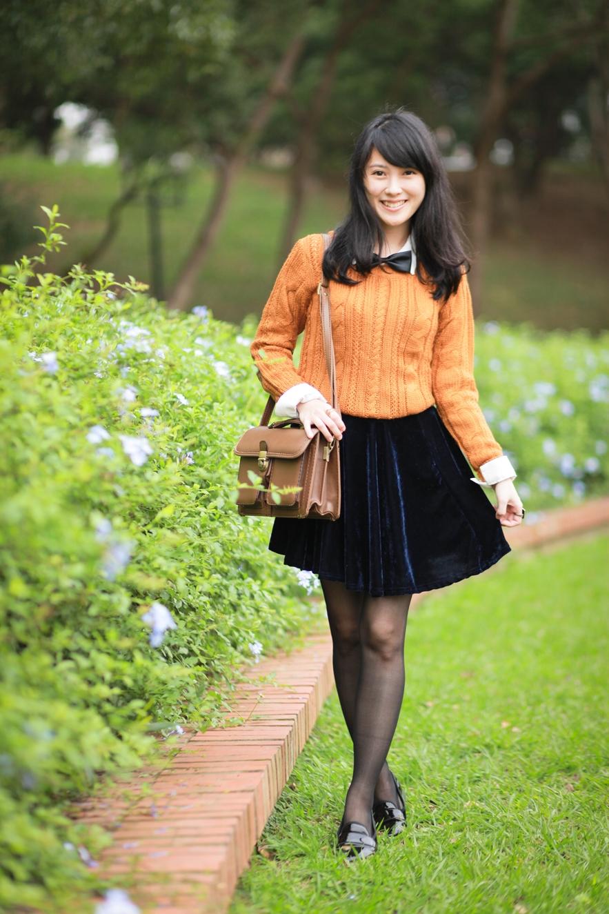 pumpkin sweater fall