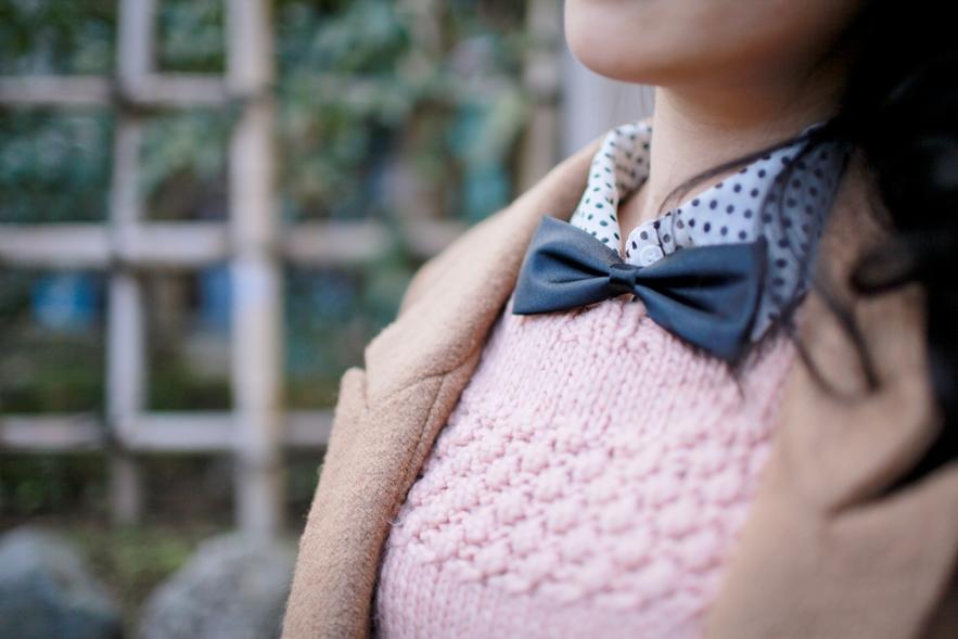 asos bow tie style