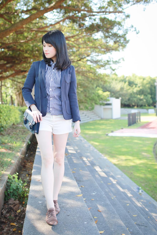 summer gingham fashion
