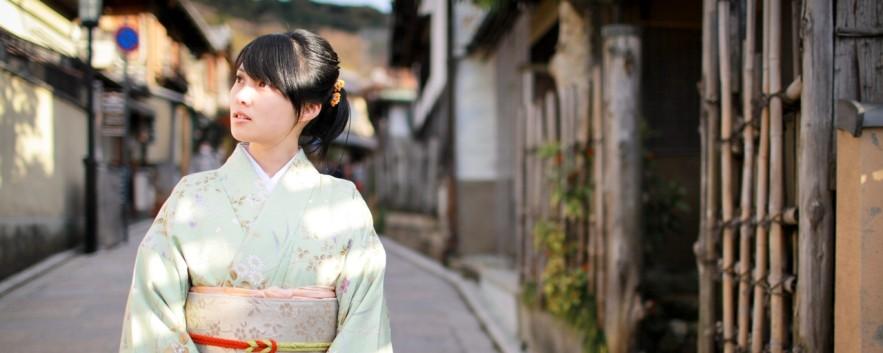 京都和服體驗 染匠和服 Kitamura Kimono Experience in Kyoto