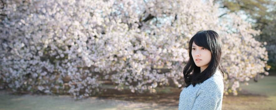 櫻花季穿搭 東京旅行微涼春日 穿衣誌