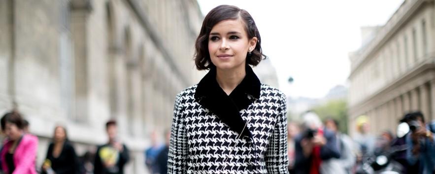 Miroslava Duma 時尚編輯身高不受限 拉長比例穿搭術