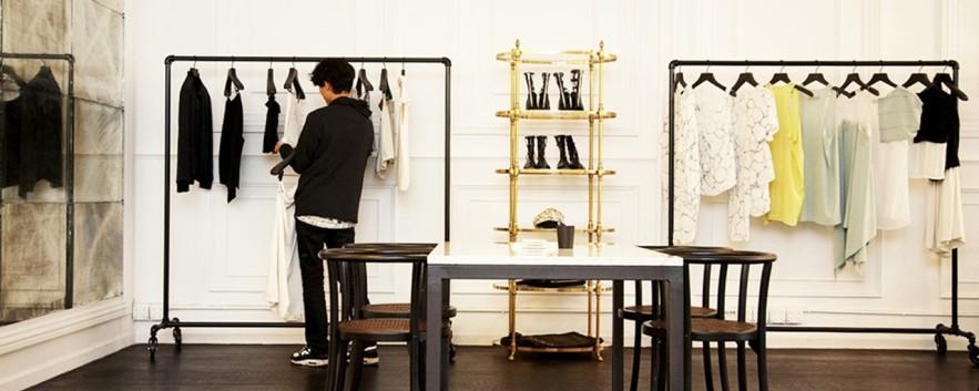 時尚界大仁哥 Alexander Wang 導覽紐約設計工作室