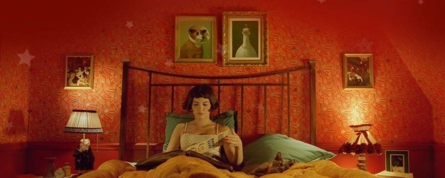 艾蜜莉的異想世界 電影空間設計 Set Design of Amélie