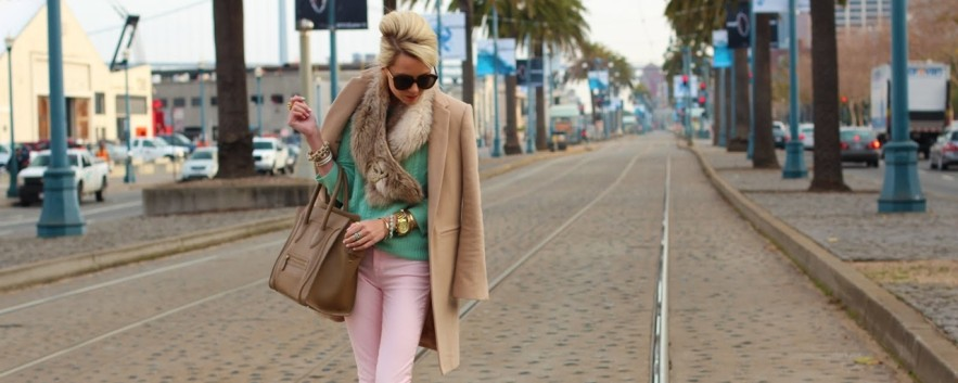 Atlantic-Pacific 時尚部落客 玩弄時尚於股掌間的精彩街拍