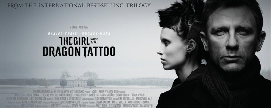 │電影服裝│ 變身為龍紋身的女孩 The Girl With The Dragon Tattoo