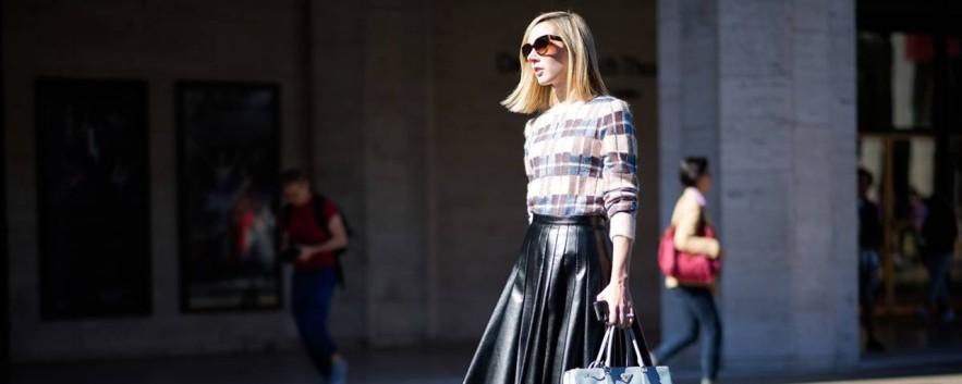 時尚編輯 Jane Keltner de Valle 清新的好女孩氣質穿搭