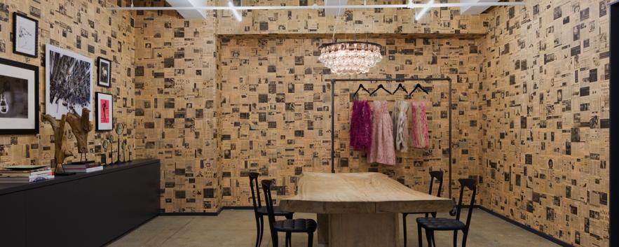 吳季剛 Jason Wu 台灣之光的紐約時尚工作室