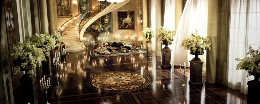 大亨小傳電影 復古空間設計美學 Set Design of The Great Gatsby