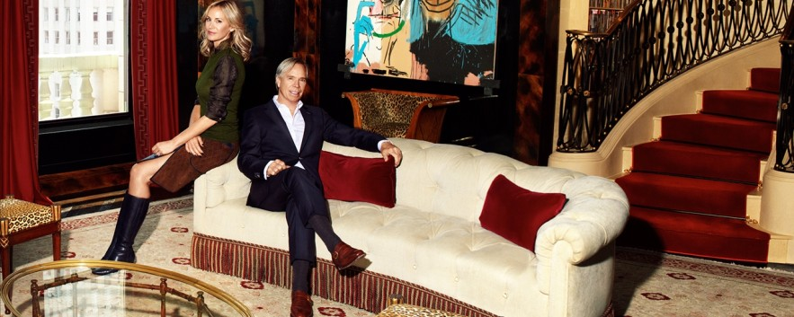 │一窺名人居家生活│ At Home with Tommy Hilfiger in NYC