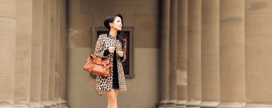 Wendy's Lookbook 時尚部落客 來自美國的時髦優雅