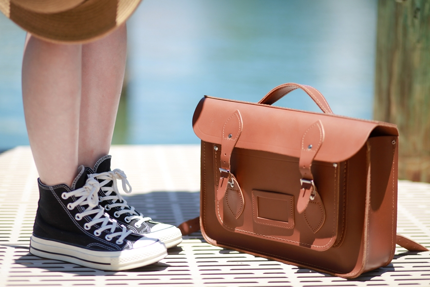 cambridge satchel backpack