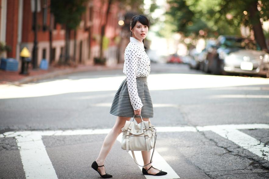 boston street style fashion blogger