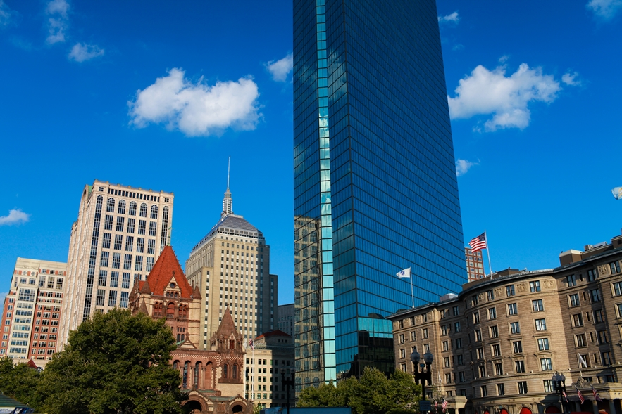 boston city copley square