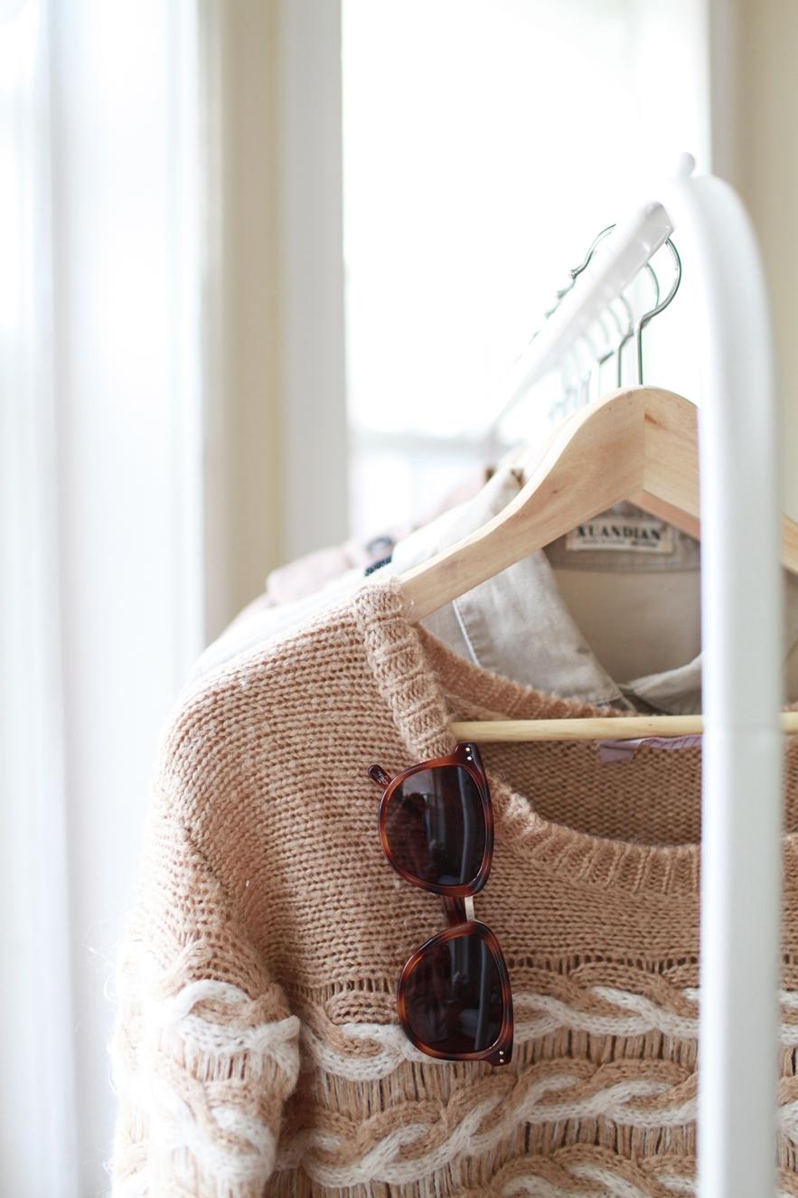 fall knitwear street style