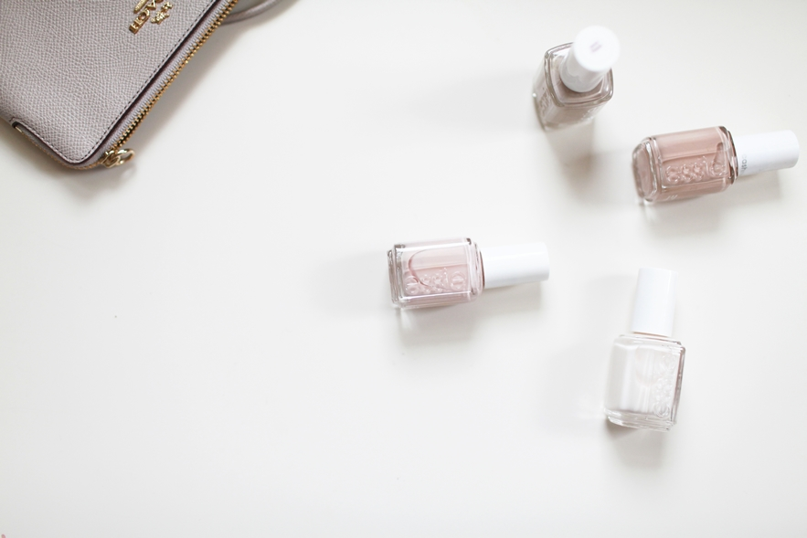 Essie Nude Nail Polishes Review