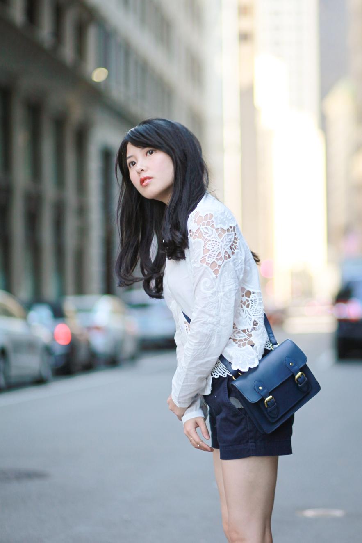 dahlia girl street style