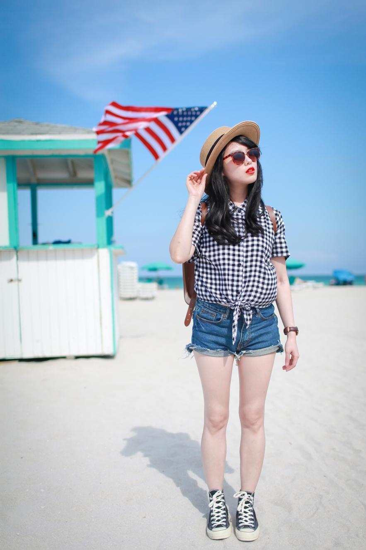 miami beach outfit