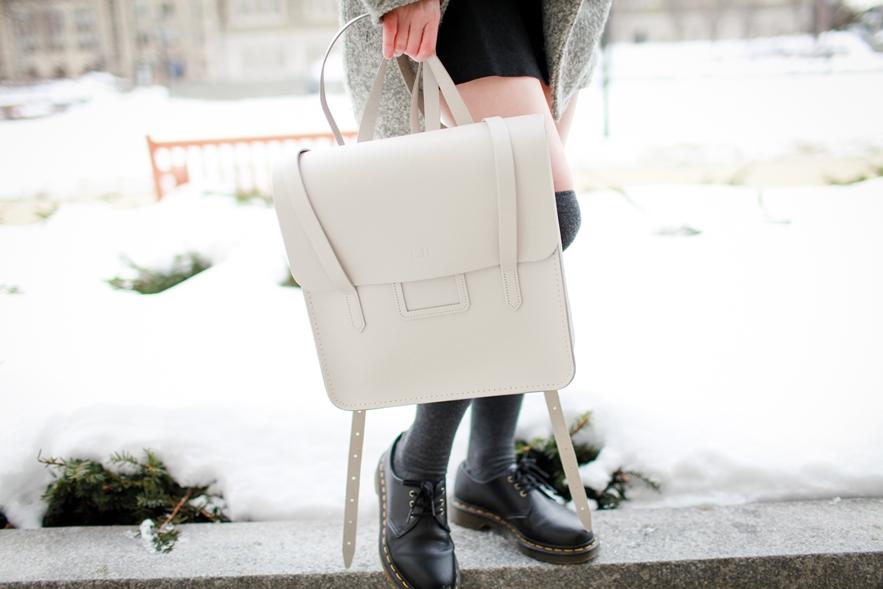 cambridge satchel folio backpack