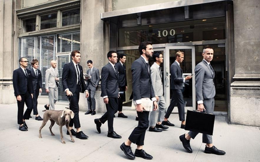 thom browne fashion style