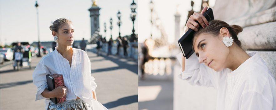 Jenny Walton Style 街拍雜誌The Sartorialist總監現代赫本式穿搭
