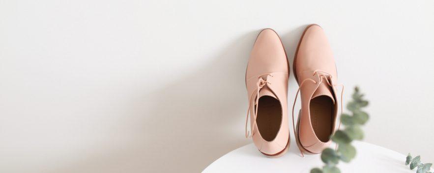 沒什麼比一穿再穿更能表達我的愛鞋:Everlane 牛津鞋 | 穿搭日誌