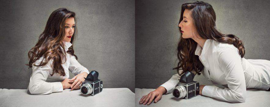 時尚攝影師Jamie Beck 優雅俐落的穿衣美學 和她發明會動的照片Cinemagraph