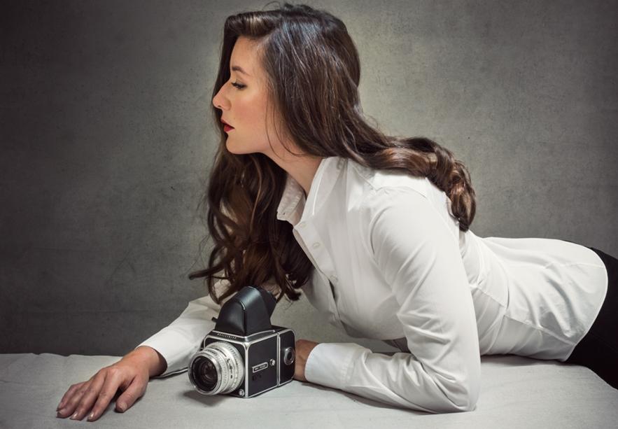 時尚攝影師Jamie Beck