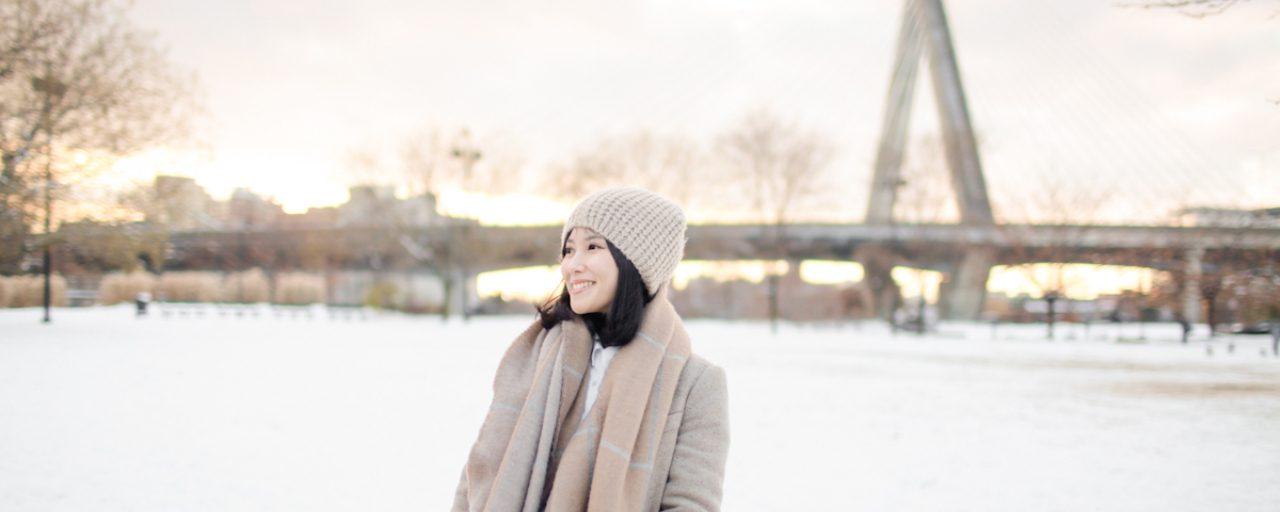 馬汀鞋的必要 | 下雪冬日穿搭的溫暖與美好