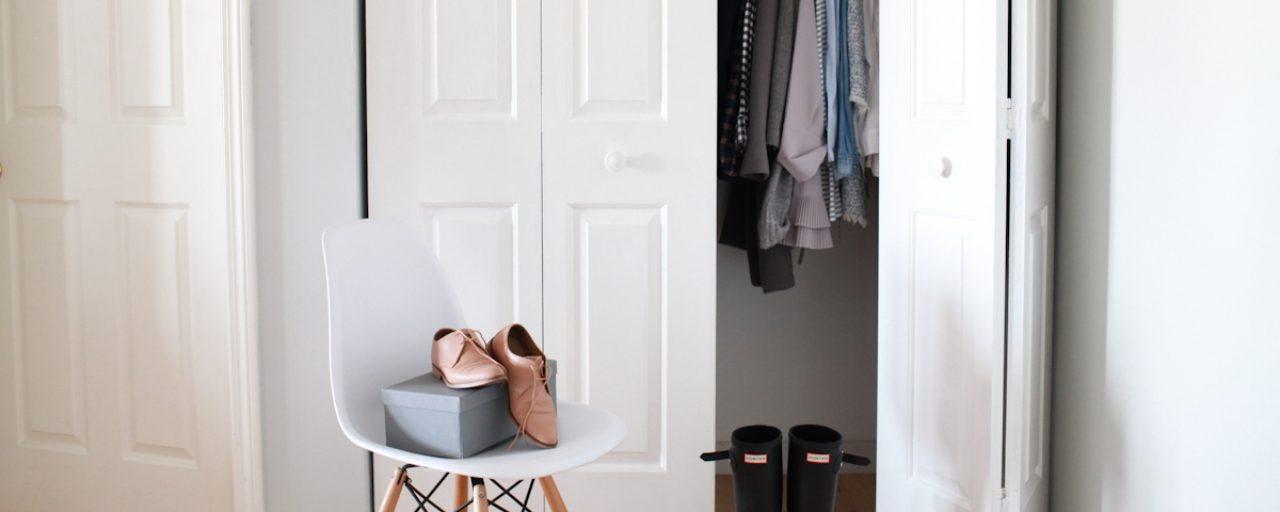 來我家吧!之打開我的衣櫃&我的購物哲學