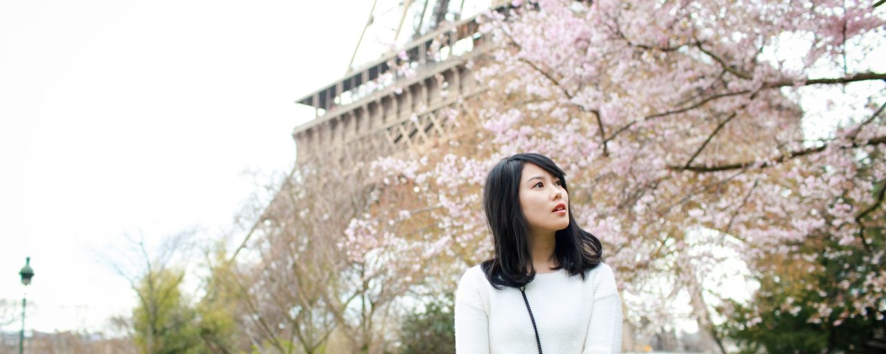 Things I Love About Paris: Cherry Blossom & More