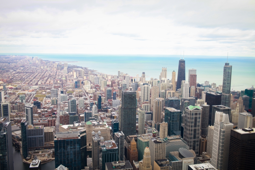 chicago skydeck