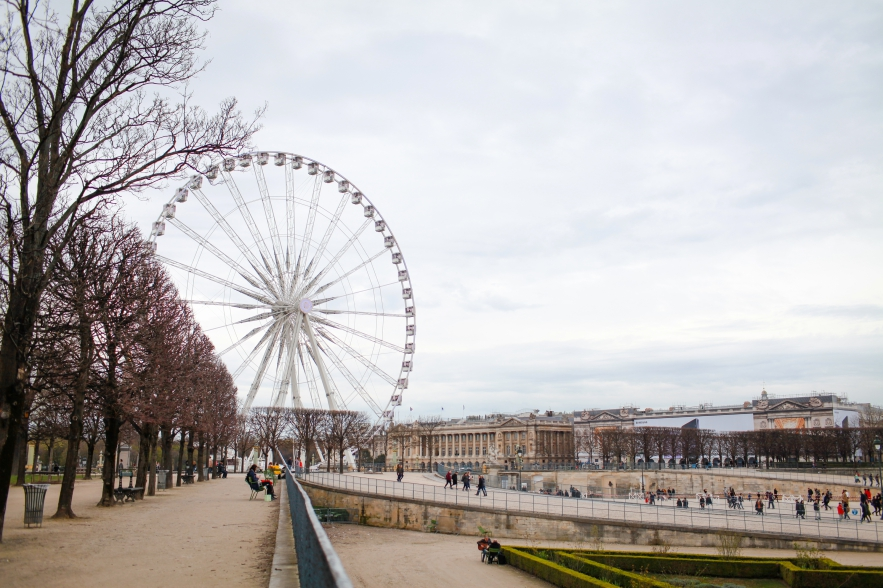 paris weekend getaway