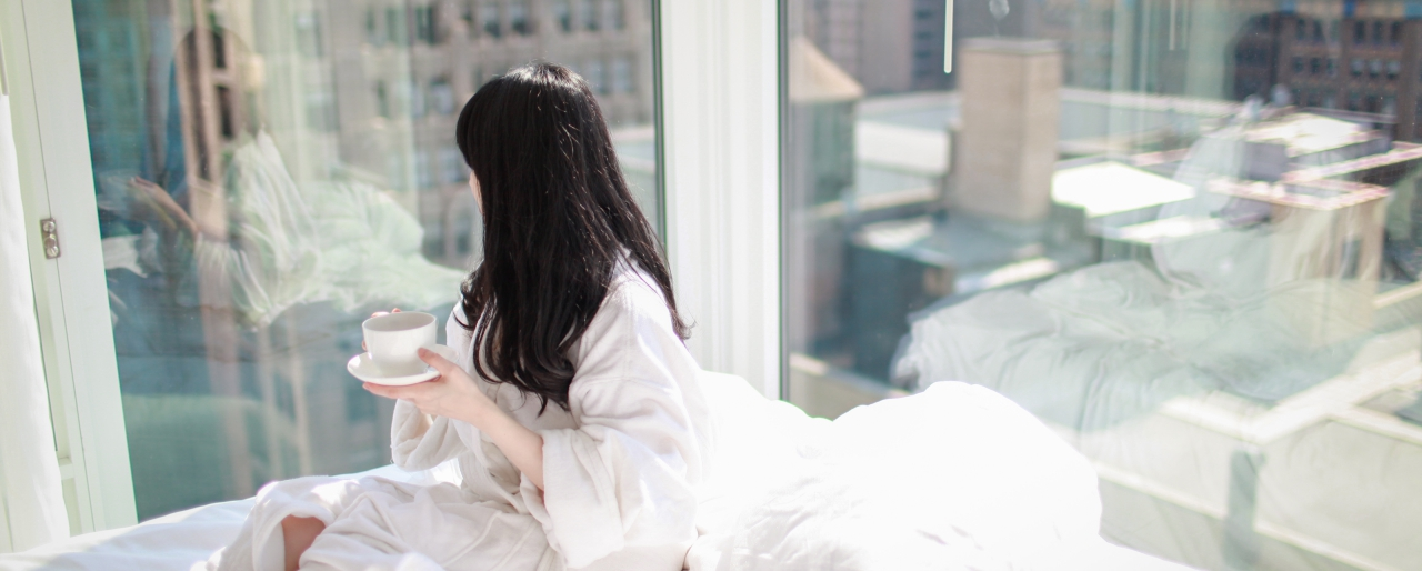 曼哈頓都市叢林裡的日光浴:紐約旅館 Arlo NoMad