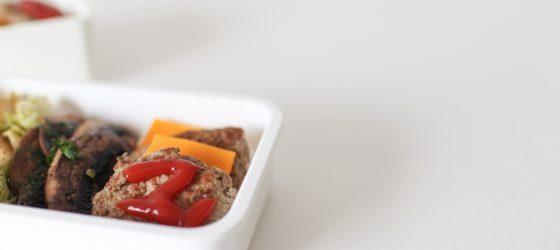 「我的便當料理日和」自製日式漢堡排 & 便當菜分享