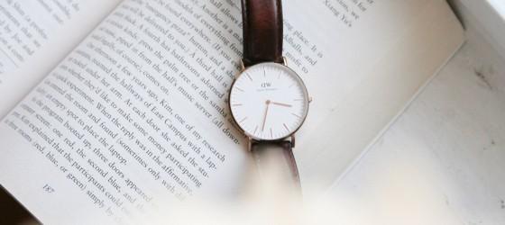 讀出時間的質感 Daniel Wellington St Mawes Review