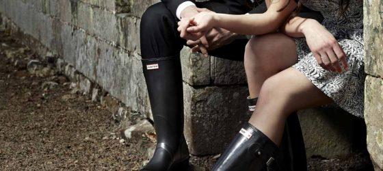 HUNTER雨靴 大雨大雨一直下之HUNTER雨靴穿搭特輯