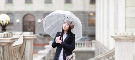下雨天穿搭:穿這樣去上班|論雨靴的重要性