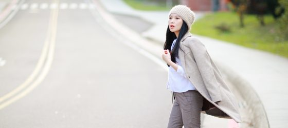 Spring Outfit & How to Transition to Spring 早春穿衣的清淺印象