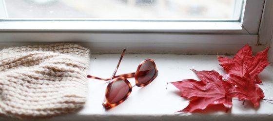 生活風景|秋日,衣櫃換季 Fall Wardrobe Colors