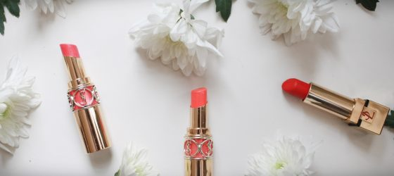 YSL Lipstick: My Favorite Shades of All Time